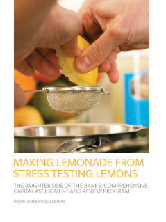 stress testing for banks pdf
