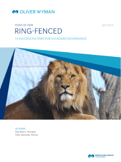 Ring-Fenced