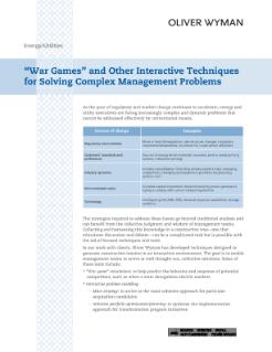 solving complex problems techniques