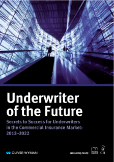Underwriter of the Future: Secrets to Success in the Commercial ...