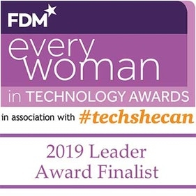 Deborah O'Neill Finalist In Everywoman In Technology Awards