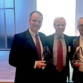 Oliver Wyman, SeaChange Capital Partners Receive Advocates of the Year Award