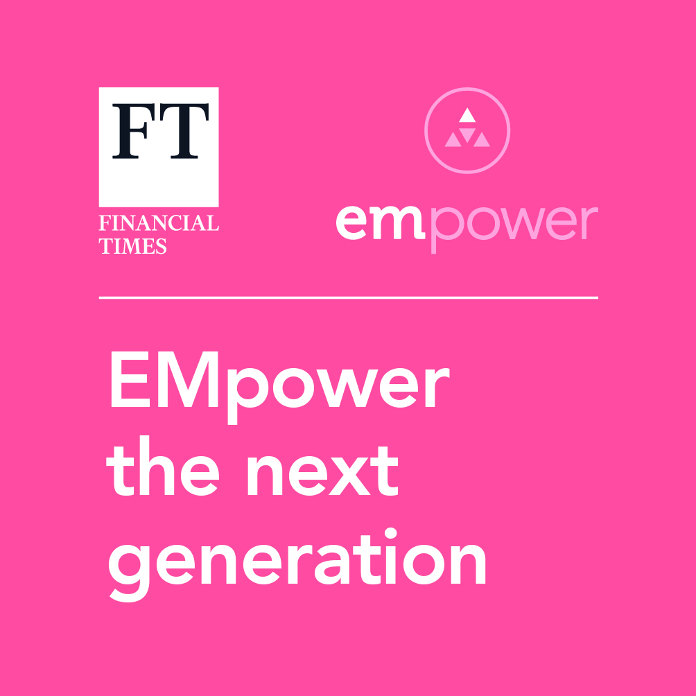 Martin Pong Recognised in The EMpower 50 Ethnic Minority