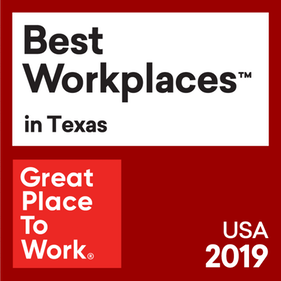 2019 Best Workplaces In Texas