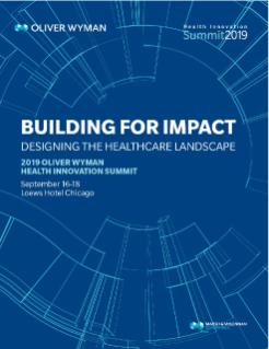 Oliver Wyman Health Innovation Summit 2019