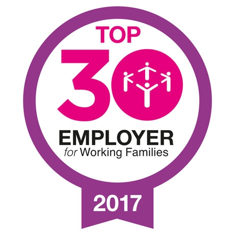 Oliver Wyman Named Top 30 Family Friendly Employer