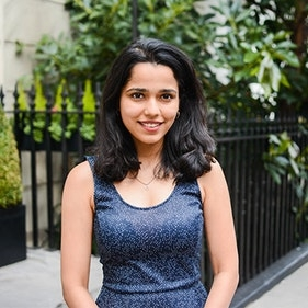 Sayli Chitre named in the FT & HERoes 50 Female Future Leaders