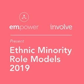Rupal Kantaria, Martin Pong and Maya Mansour featured on the EMpower Ethnic Minority Role Model Lists 2019