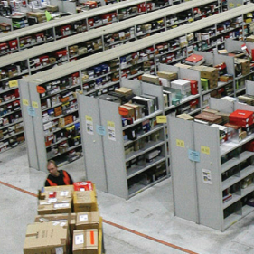Amazon and Google in Wholesale Distribution