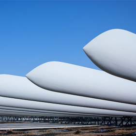 Wind Turbine Manufacturing Goes Mainstream