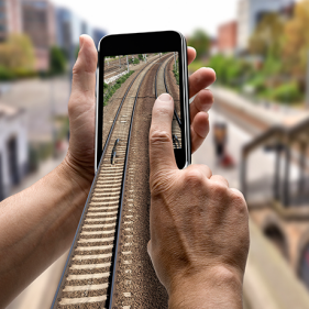 Taking Rail Virtual Through Digital Industry