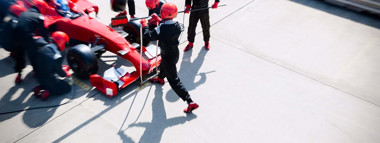 Global Wealth Managers: Out Of The Pit Stop - Into The Fast Lane