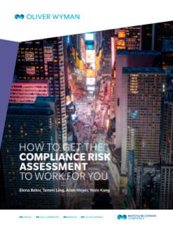 Compliance Risk Assessment