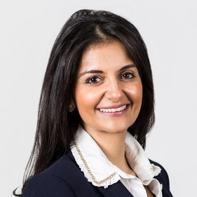 Rupal Kantaria: A Top 100 Ethnic Minority Executive