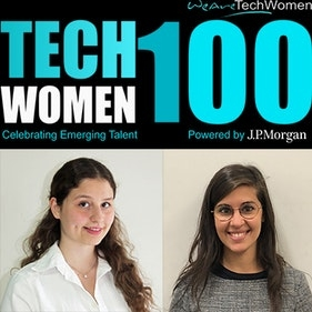 Joud Hadaie and Soraya Weill shortlisted for TechWomen100
